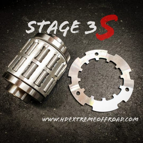 Stage 3S Differential Kit