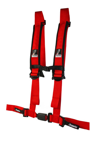 "Auto-Latch 4-Point Harness - 2"" & 3"""