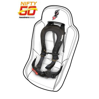 EVO 4-Point Harness - 2""