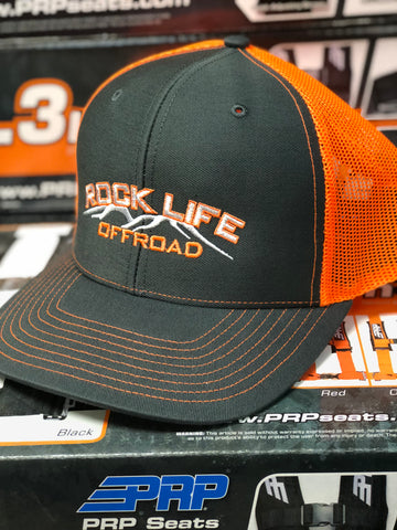 RockLife Offroad Full Front Snapback Hat