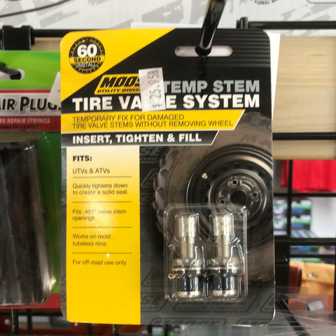 Temp Stem - Tire Valves for ATVs/UTVs