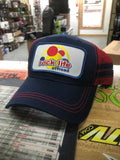 Rock Life Patch Snap Back Trucker Cap