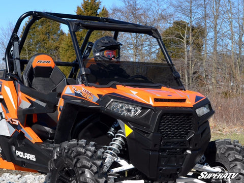 Polaris RZR 900 / 1000 2015-2020 Half Windshield SuperATV