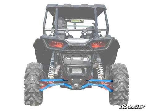 Polaris RZR XP 1000 High Clearance Boxed Radius Arms