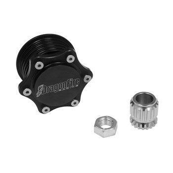 Quick-Release Hub/Spline Kits for Steering Wheels