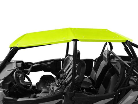 Aluminum Roof for 4 Seat RZR 1000, 900, TURBO