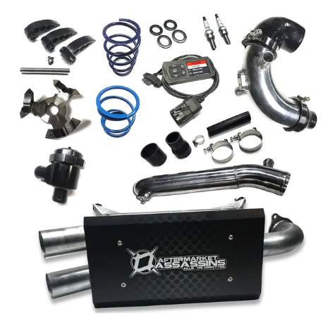 2017 + RZR XP TURBO STAGE 3 LOCK & LOAD KIT