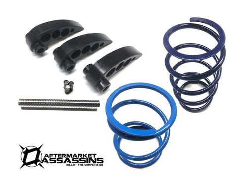 Aftermarket Assassins 2016+ RZR XP Turbo S2 Recoil Clutch Kit