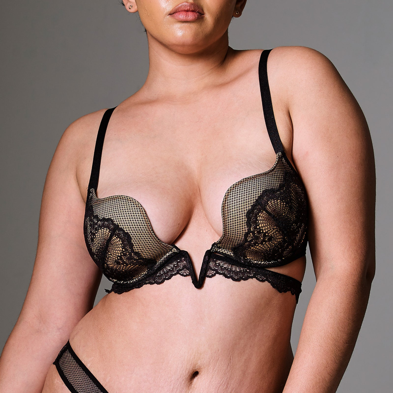 Essex Plunge V-Wire Bra