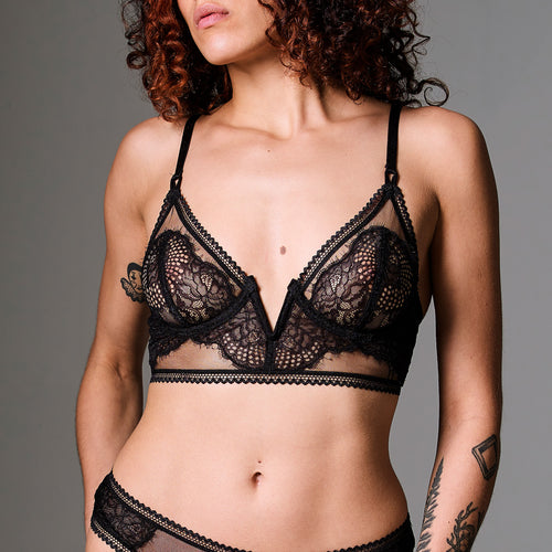 Mirage Long Line Bra