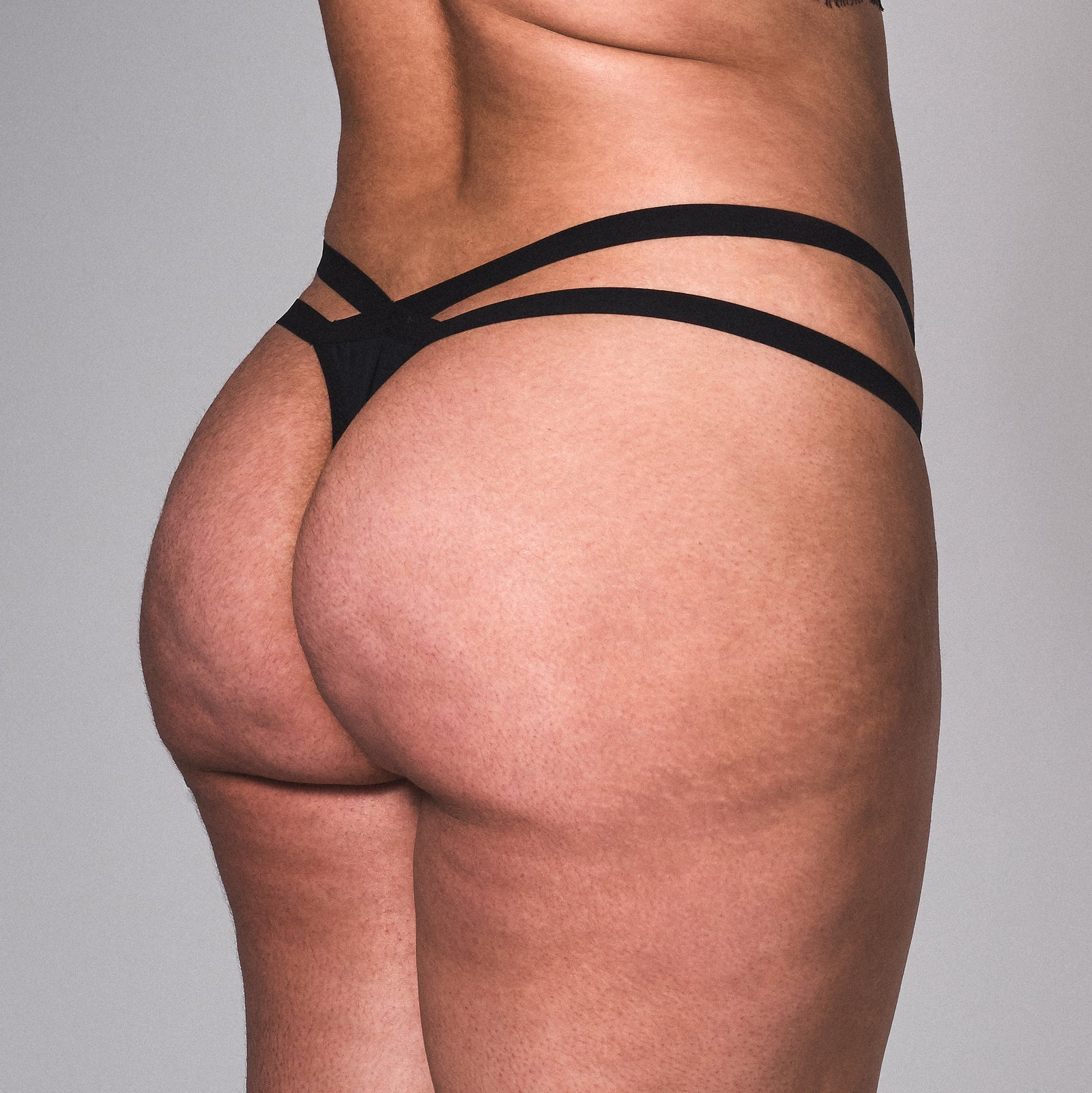 Lattice Thong Three Pack
