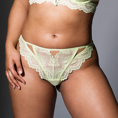 Brooklyn Haze Thong - Limelight