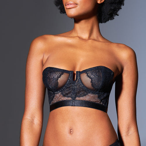 Mirage Strapless Bra