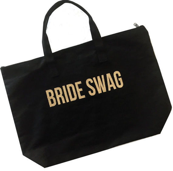 Bride Swag Tote Bag