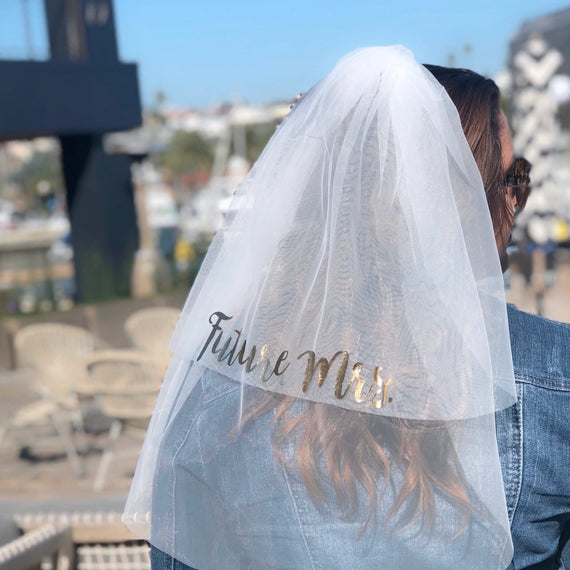 Future Mrs. Veil - customization available