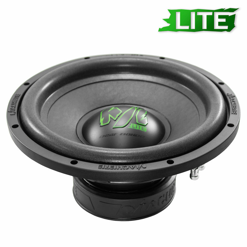 "MACHETE LITE M10 | 10"" 350 WATT CAR SUBWOOFER"
