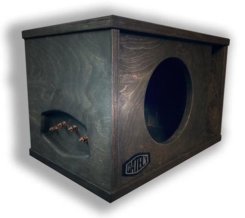 "SINGLE 8"" SUBWOOFER ENCLOSURE 1.0CF"