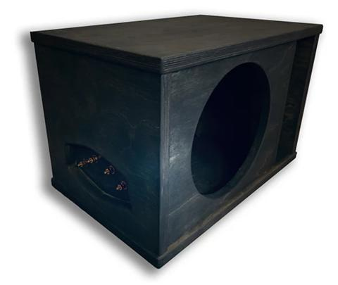 "SINGLE 12"" SUBWOOFER ENCLOSURE 1.5 CF"