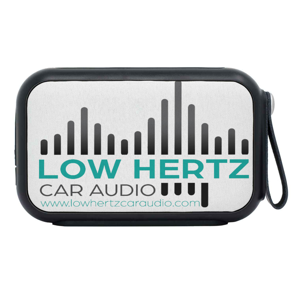 Low Hertz Car Audio BT Speaker