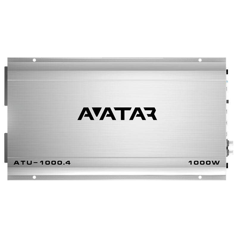 ATU-1000.4 | 1,000 WATT 4 CHANNEL CAR AMPLIFIER