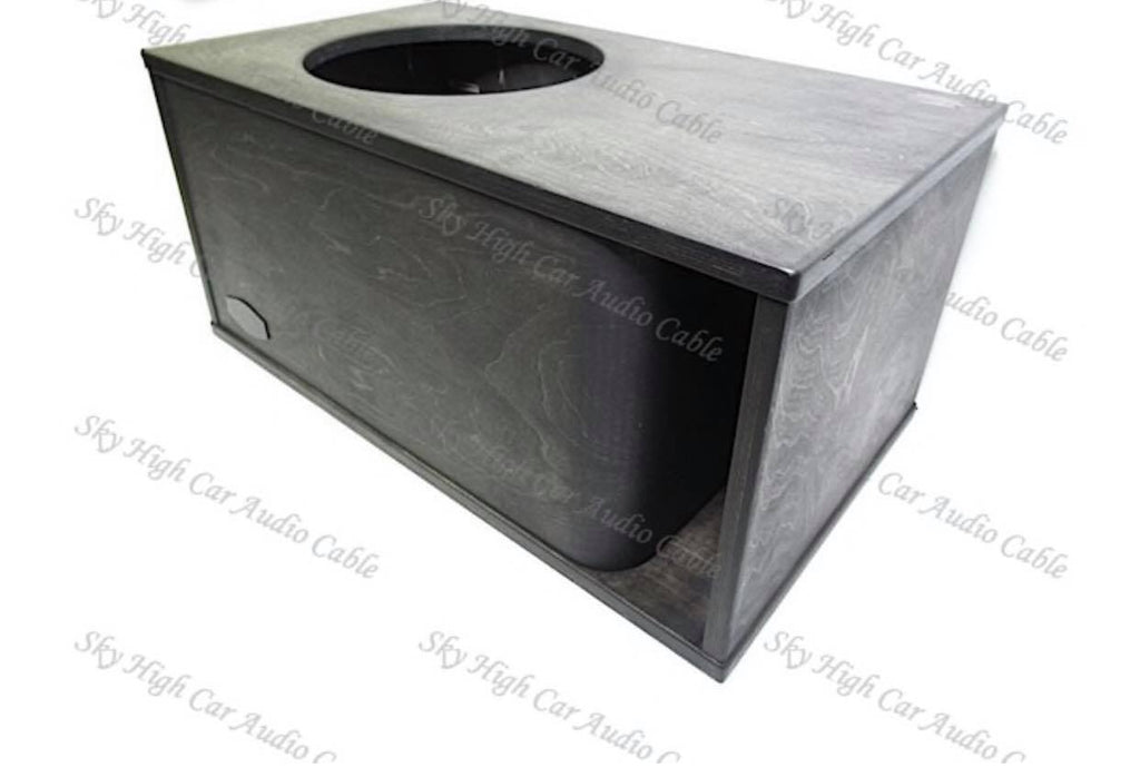 "SINGLE 15"" SUBWOOFER ENCLOSURE 4.75 CF SUB UP/PORT BACK"
