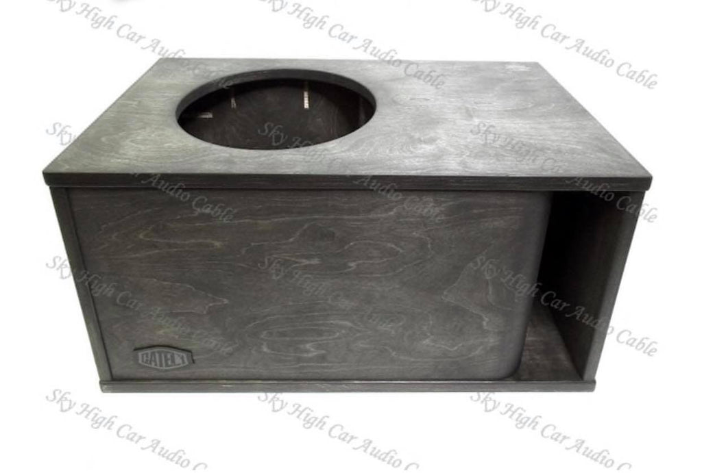 "SINGLE 15"" SUBWOOFER ENCLOSURE 3.5 CF SUB UP/PORT BACK"
