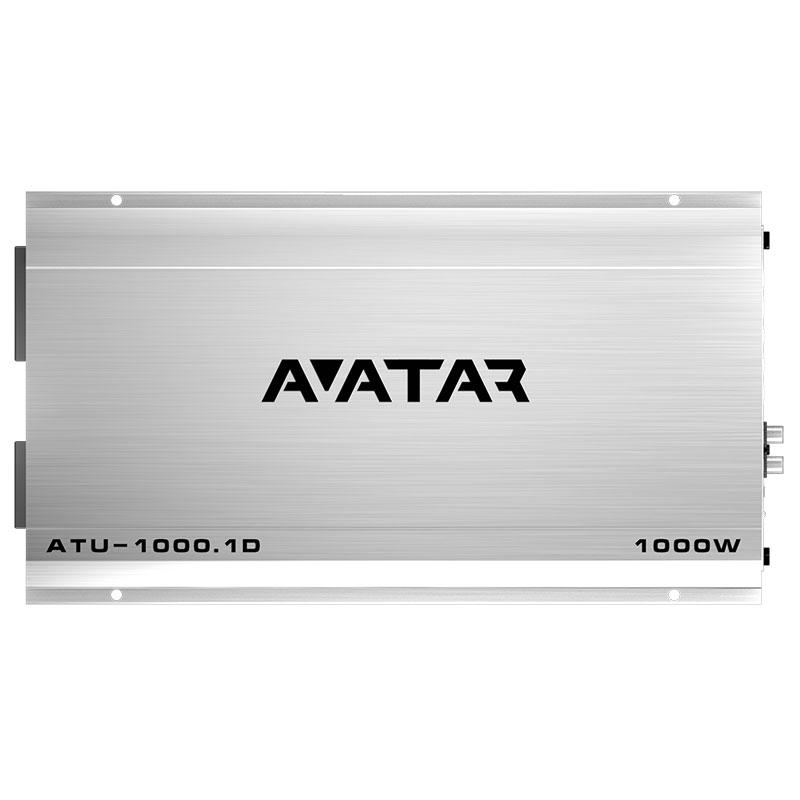 ATU-1000.1 | 1,000 WATT MONO BLOCK CAR AMPLIFIER