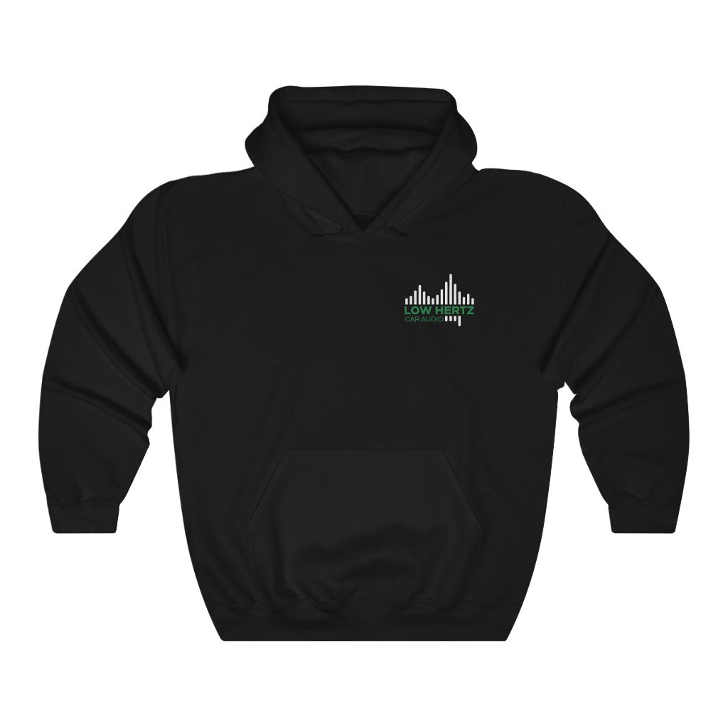 Limited Edition Bassin' For Brains TBI Awareness Hoodie