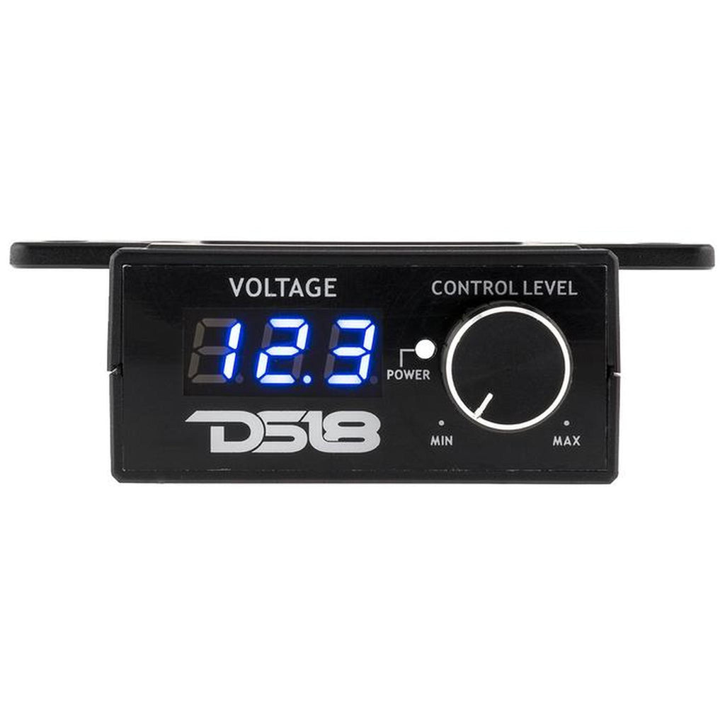 BKVR REMOTE LEVEL CONTROL WITH VOLTMETER DISPLAY