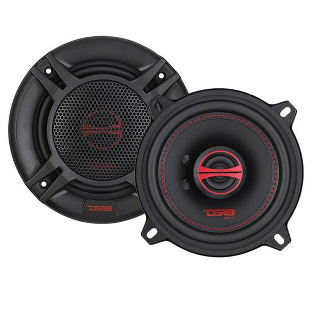 "GEN-X5.25 | 5.25"" 45 WATT PERFORMANCE COAXIAL CAR SPEAKERS - PAIR"