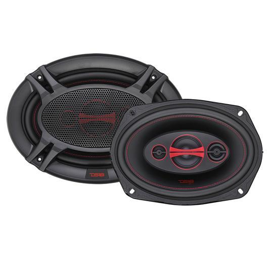 "GEN-X6.9 | 6x9"" 60 WATT PERFORMANCE COAXIAL CAR SPEAKERS - PAIR"