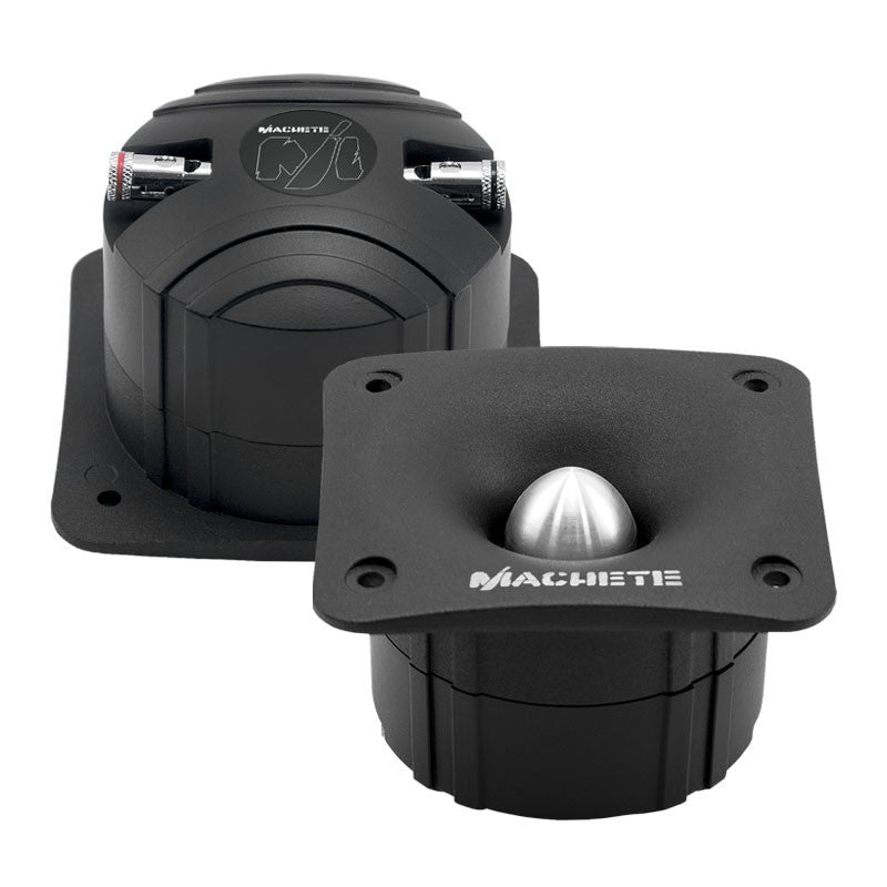 MACHETE MT-30 | 35 WATT HIGH COMPRESSION SUPER TWEETERS - PAIR