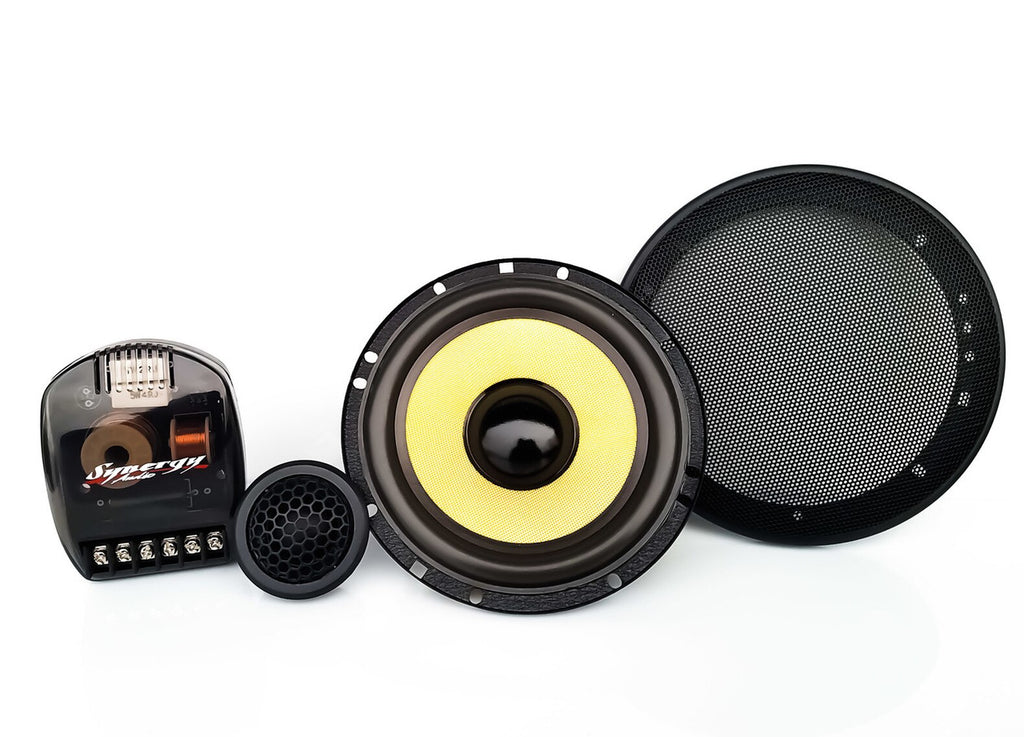 "FCS 65 | 6.5"" ELITE 2-WAY COMPONENT SPEAKER SYSTEM"