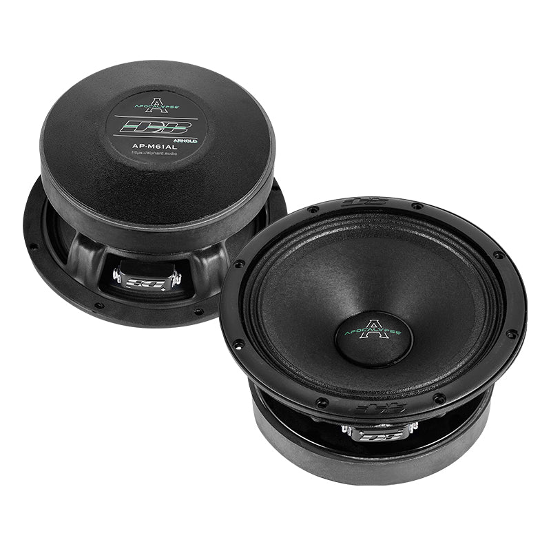 "APOCALYPSE AP-M61AL | 6.5"" 180 WATT MID RANGE LOUD SPEAKERS"
