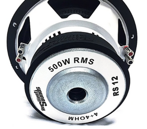 "RS-12"" 500 RMS Entry Woofer"