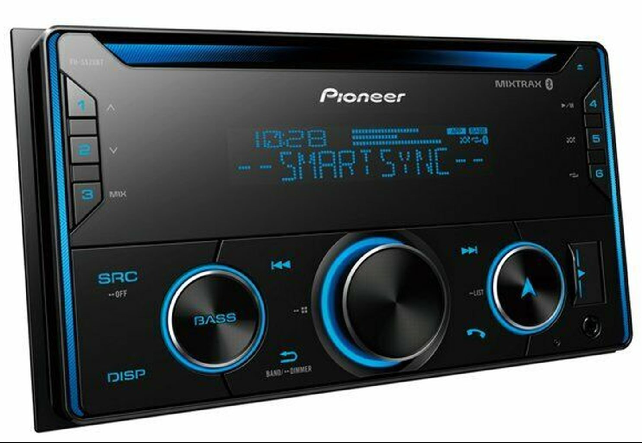 Pioneer FH-S520BT Double Din