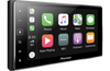 Pioneer MVH-1400NEX Double Din - Capacitive Touchscreen - Apple CarPlay - Bluetooth