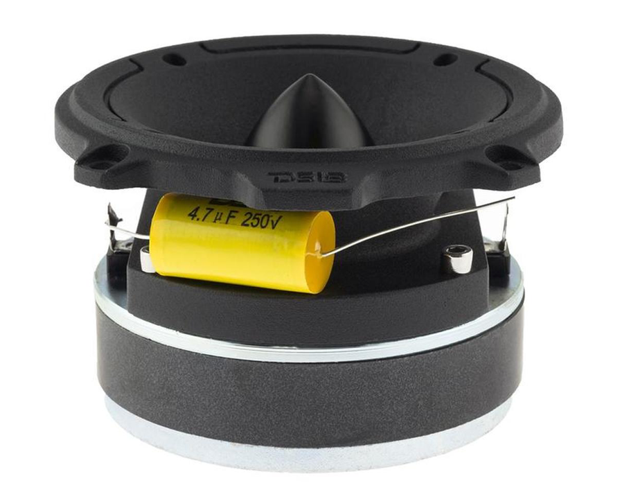 "Pro-TW320 | 1.8"" HIGH COMPRESSION ALUMINUM BULLET SUPER TWEETERS"