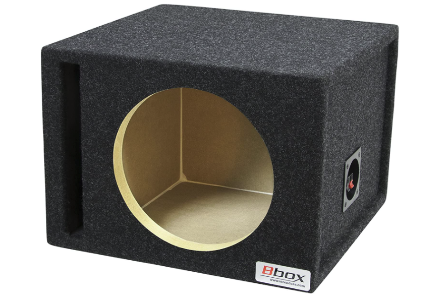 "E15STV - 15"" Single Vented Transmission Vent Enclosure"