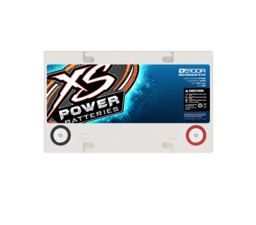 XS Power D5100R | Car Audio AGM Battery 3000 Watts