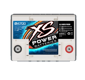 XS Power D4700 | Car Audio AGM Battery 3000 Watts