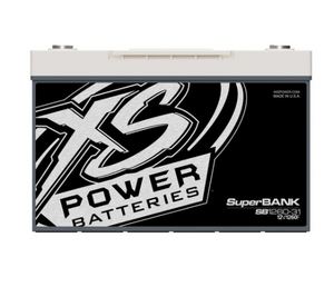 XS Power SB1260 | Group 31 Super Cap 8000 Watts