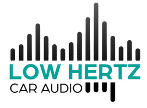 "Low Hertz Car Audio 15""x12"" Decal"