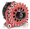 Mechman Red 400 Amp High Output Alternator for 1996-2004 GM Truck 4.3L 4.8L 5.3L 5.7L 6L