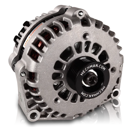 240 Amp High Output GM Truck / SUV Alternator W/ 4 Pin Oval Plug