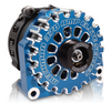 Mechman Blue 370 Amp High Output Alternator for 1996-2004 GM Truck 4.3L 4.8L 5.3L 5.7L 6L