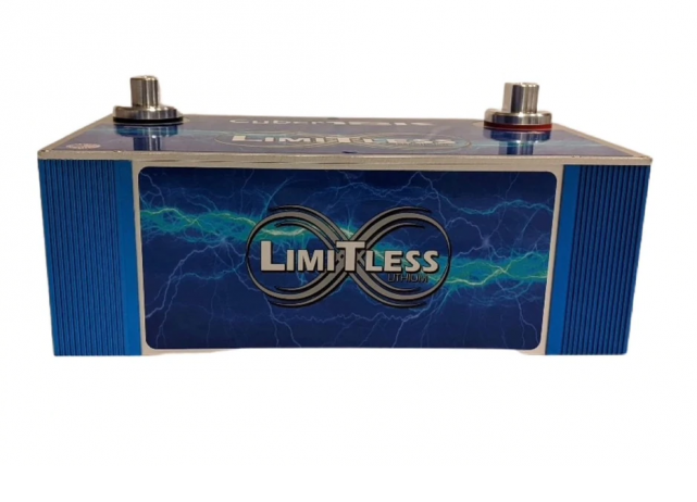 Limitless Lithium Cyber 6K