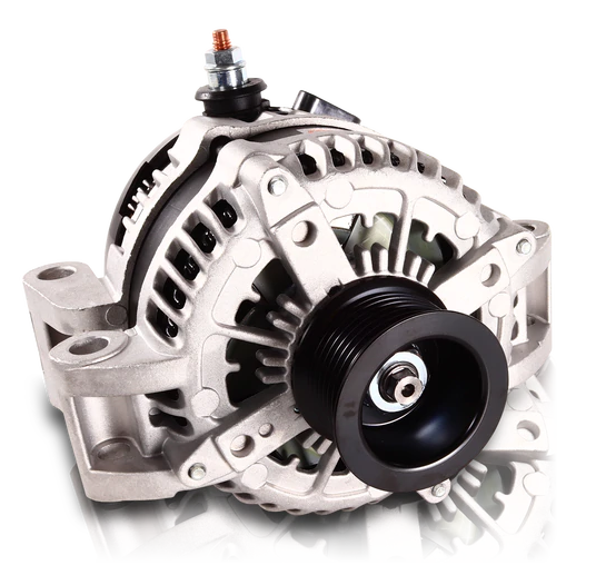 320 amp high output alternator F250 F350 Excursion 6.0L 7.3L Powerstroke Diesel