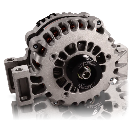 240 Amp Alternator For GM 4.2 6 Cylinder With 4 Pin Plug