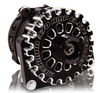 370 Amp Elite Series Alternator For 88-95 GM Truck (Black)